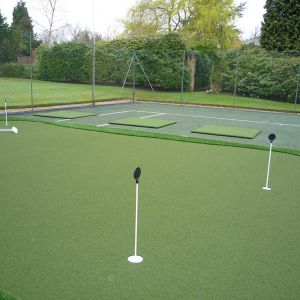 Academy Facility in the UK
