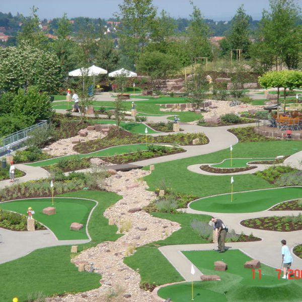 Adventure Golf Projects