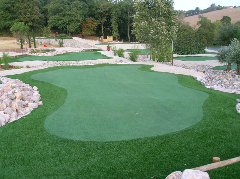 Step 5 - 18 Hole Course (Championship)